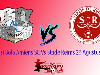 Amiens SC Vs Stade Reims