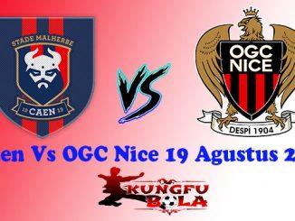 Caen Vs OGC Nice