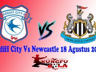 Cardiff City Vs Newcastle