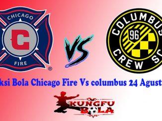 Chicago Fire Vs columbus