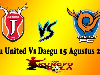 Jeju United Vs Daegu