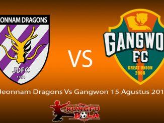 Jeonnam Dragons-Vs-Gangwon