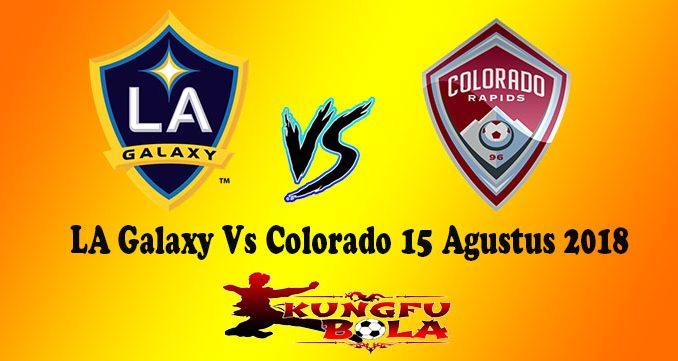 LA Galaxy Vs Colorado