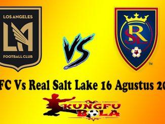 LAFC Vs Real Salt Lake