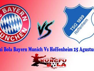 Munich Vs Hoffenheim