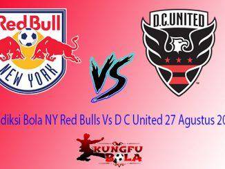 NY Red Bulls Vs D C United