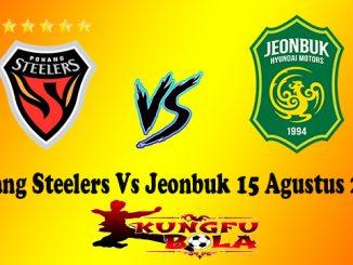 Pohang Steelers Vs Jeonbuk
