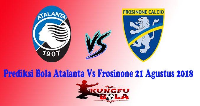 Prediksi Bola Atalanta Vs Frosinone