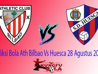 Prediksi Bola Ath Bilbao Vs Huesca 28 Agustus 2018