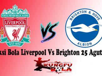 Prediksi Bola Liverpool Vs Brighton 25 Agutus 2018