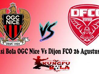 Prediksi Bola OGC Nice Vs Dijon FCO 26 Agustus 2018