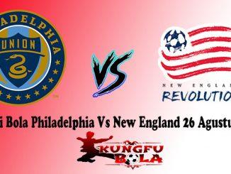 Prediksi Bola Philadelphia Vs New England 26 Agustus 2018