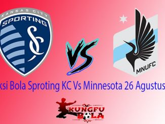 Prediksi Bola Sproting KC Vs Minnesota 26 Agustus 2018