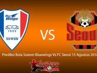 Suwon Bluewings-Vs-FC Seoul