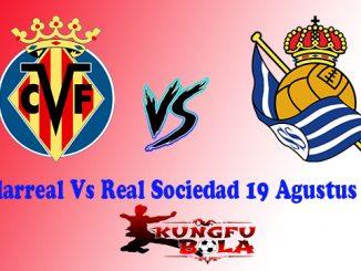 Villarreal Vs Real Sociedad