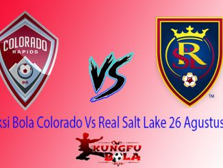 colorado rapids vs real salt lake