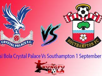 crytal palace vs southampton