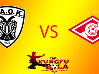 paok fc vs spartak moscow