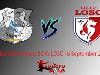 Prediksi Bola Amiens SC Vs LOSC 16 September 2018