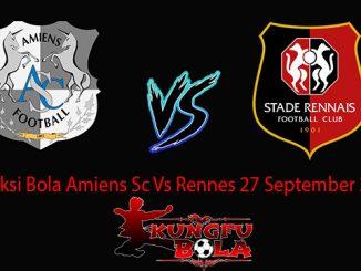 Prediksi Bola Amiens Sc Vs Rennes 27 September 2018