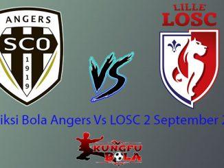 Prediksi Bola Angers Vs LOSC 2 September 2018