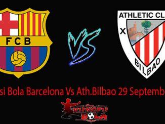 Prediksi Bola Barcelona Vs Ath