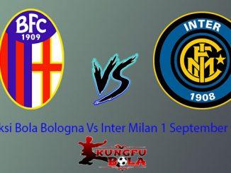 Prediksi Bola Bologna Vs Inter Milan 1 September 2018