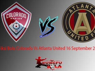 Prediksi Bola Colorado Vs Atlanta United 16 September 2018