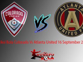 Prediksi Bola Colorado Vs Atlanta United 16 September 2018