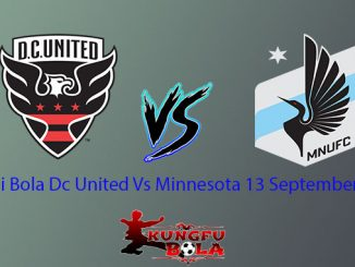 Prediksi Bola Dc United Vs Minnesota 13 September 2018