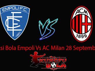 Prediksi Bola Empoli Vs AC Milan 28 September 2018