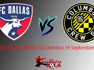 Prediksi Bola Fc Dallas Vs Colombus 16 September 2018