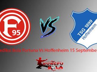 Prediksi Bola Fortuna Vs Hoffenheim 15 September 2018