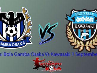 Prediksi Bola Gamba Osaka Vs Kawasaki 1 September 2018