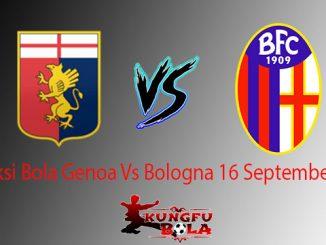 Prediksi Bola Genoa Vs Bologna 16 September 2018