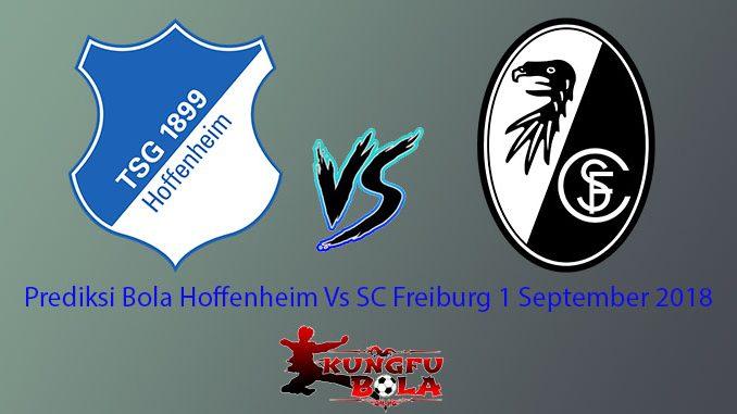 Prediksi Bola Hoffenheim Vs SC Freiburg 1 September 2018
