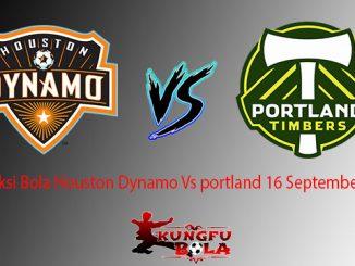 Prediksi Bola Houston Dynamo Vs portland 16 September 2018