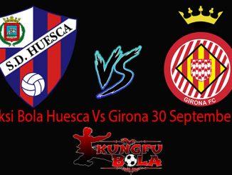 Prediksi Bola Huesca Vs Girona 30 September 2018