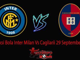 Prediksi Bola Inter Milan Vs Cagliarii 29 September 2018