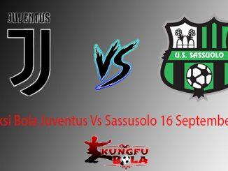 Prediksi Bola Juventus Vs Sassusolo 16 September 2018