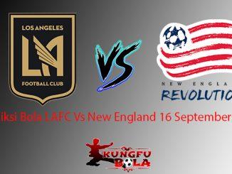 Prediksi Bola LAFC Vs New England 16 September 2018