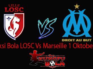 Prediksi Bola LOSC Vs Marseille 1 Oktober 2018