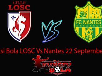 Prediksi Bola LOSC Vs Nantes 22 September 2018