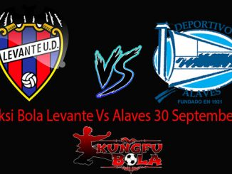 Prediksi Bola Levante Vs Alaves 30 September 2018