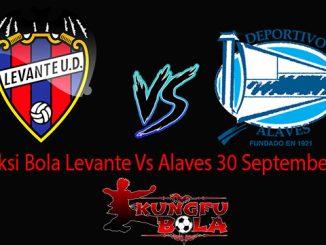 Prediksi Bola Levante Vs Alaves 30 September 2018
