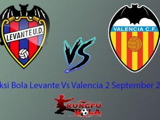 Prediksi Bola Levante Vs Valencia 2 September 2018
