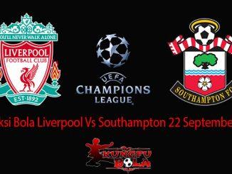 Prediksi Bola Liverpool Vs Southampton 22 September 2018