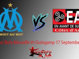 Prediksi Bola Marseille Vs Guingamp 17 September 2018