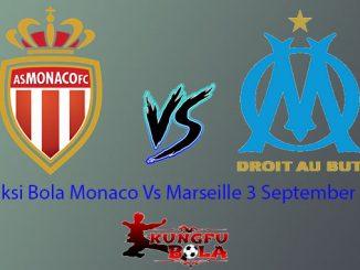 Prediksi Bola Monaco Vs Marseille 3 September 2018