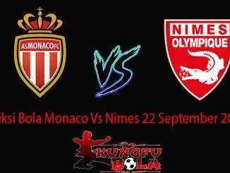 Prediksi Bola Monaco Vs Nimes 22 September 2018
